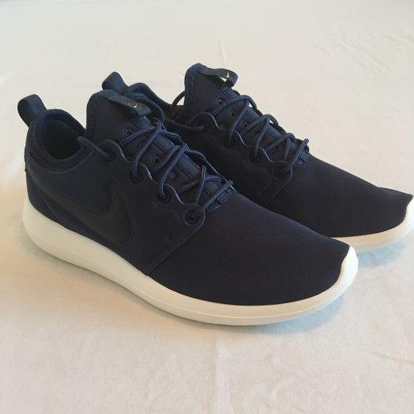 Nike Roshe Two running shoes blue 9d50ae88f
